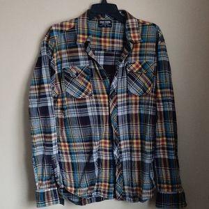 Zoo York Plaid Shirt - Large